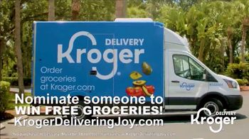 The Kroger Company TV Spot, 'The Delivery Difference' - Thumbnail 10