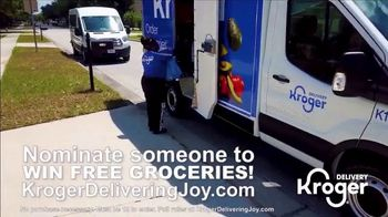 The Kroger Company TV Spot, 'The Delivery Difference' - Thumbnail 7