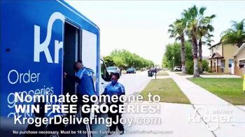 The Kroger Company TV Spot, 'The Delivery Difference' - Thumbnail 8