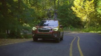 Subaru Summer TV Spot, 'The Great Outdoors: Forester' [T2] - Thumbnail 1