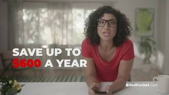 Red Pocket Mobile TV Spot, 'Keep Your Coverage'
