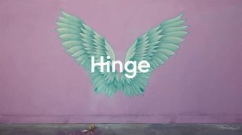 Hinge TV Spot, 'Angel Wings' - Thumbnail 10
