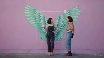 Hinge TV Spot, 'Angel Wings' - Thumbnail 5