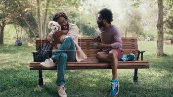 Hinge TV Spot, 'Park Bench'