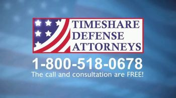 Timeshare Defense Attorneys TV Spot, 'Stop Wasting Money' - Thumbnail 3