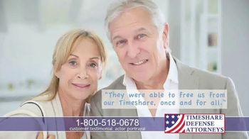 Timeshare Defense Attorneys TV Spot, 'Stop Wasting Money' - Thumbnail 8