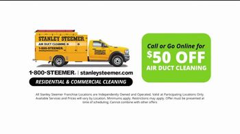 Stanley Steemer TV Spot, 'The Importance of Clean Air Ducts: $50 Off Air Duct Cleaning' - Thumbnail 9