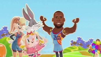 Candy Crush Saga TV Spot, 'Space Jam: juega ahora' con LeBron James [Spanish]
