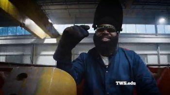 Tulsa Welding School TV Spot, 'Rise Above' - Thumbnail 10