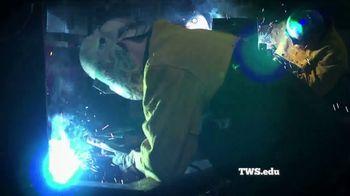 Tulsa Welding School TV Spot, 'Rise Above' - Thumbnail 9