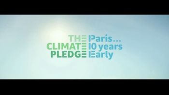 The Climate Pledge TV Spot, 'Challenge Accepted' - Thumbnail 10
