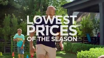 Kohl's Lowest Prices of the Season TV Spot, 'Tees, Swimwear and Shark' Song by Oh, Hush!