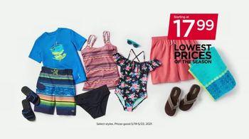 Kohl's Lowest Prices of the Season TV Spot, 'Tees, Swimwear and Shark' - Thumbnail 4