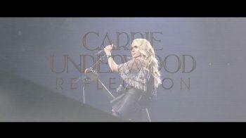 Carrie Underwood Reflection TV Spot, '2021 Las Vegas Residency: Resorts World' - Thumbnail 2