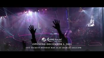 Carrie Underwood Reflection TV Spot, '2021 Las Vegas Residency: Resorts World' - Thumbnail 5