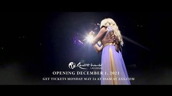 Carrie Underwood Reflection TV Spot, '2021 Las Vegas Residency: Resorts World' - Thumbnail 6