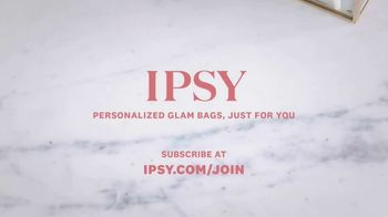 ipsy TV Spot, 'Your Personal Glam Bag' - Thumbnail 7