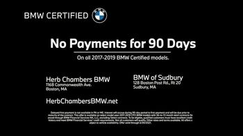 BMW Certified TV Spot, 'Certified Before It Was a Thing' [T2] - Thumbnail 7