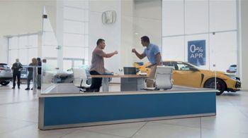 Honda TV Spot, 'Random Acts of Helpfulness: Dealership Surprise' [T2] - Thumbnail 8