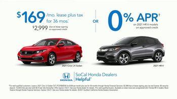 Honda TV Spot, 'Random Acts of Helpfulness: Dealership Surprise' [T2] - Thumbnail 9