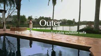 Outer TV Spot, 'World's Most Innovative Outdoor Sofa: $100 Off'