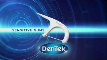 DenTek Oral Care TV Spot, 'Beyond Brushing and Flossing: Advanced Care' - Thumbnail 6