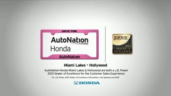 AutoNation Honda Fast Start Sales Event TV Spot, '2021 Civic LX and HR-V LX' Ft. Alexander Rossi - Thumbnail 4