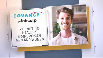 Covance Clinical Trials TV Spot, 'Healthy Non-Smoker Research Study'
