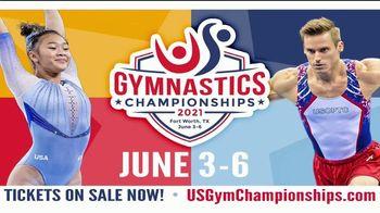 USA Gymnastics TV Spot, '2021 U.S. Gymnastics Championships'