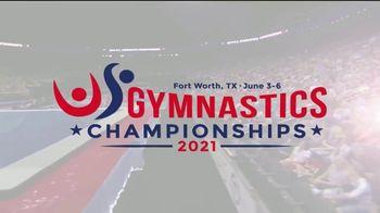 USA Gymnastics TV Spot, '2021 U.S. Gymnastics Championships' - Thumbnail 2