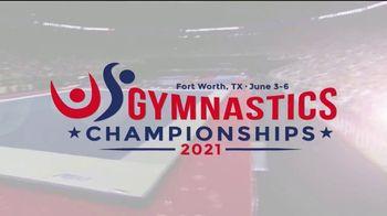 USA Gymnastics TV Spot, '2021 U.S. Gymnastics Championships' - Thumbnail 3