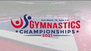 USA Gymnastics TV Spot, '2021 U.S. Gymnastics Championships' - Thumbnail 4