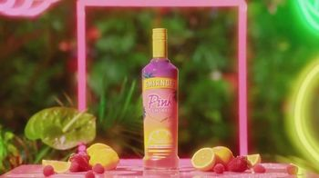 Smirnoff Pink Lemonade TV Spot, 'The Pink You've Been Waiting For' Song by Missy Elliott - Thumbnail 2