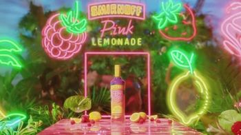 Smirnoff Pink Lemonade TV Spot, 'The Pink You've Been Waiting For' Song by Missy Elliott - Thumbnail 7