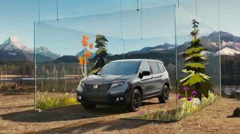 2021 Honda Passport TV Spot, 'Smart and Capable' [T2] - Thumbnail 1