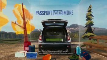 2021 Honda Passport TV Spot, 'Smart and Capable' [T2] - Thumbnail 4