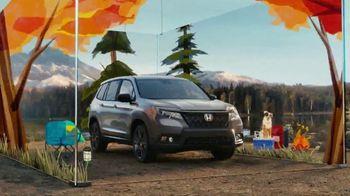 2021 Honda Passport TV Spot, 'Smart and Capable' [T2]