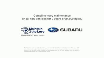 2021 Subaru Outback TV Spot, 'Adventurous Heart' [T2] - Thumbnail 7