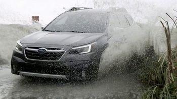 2021 Subaru Outback TV Spot, 'Adventurous Heart' [T2] - Thumbnail 2
