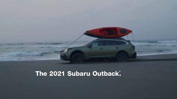 2021 Subaru Outback TV Spot, 'Adventurous Heart' [T2] - Thumbnail 3