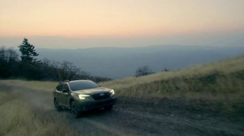 2021 Subaru Outback TV Spot, 'Adventurous Heart' [T2] - Thumbnail 5
