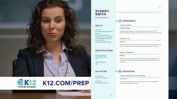 K12 TV Spot, 'Future Built: Healthcare' - Thumbnail 9
