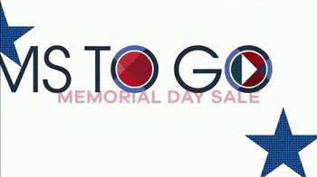 Rooms to Go Memorial Day Sale TV Spot, 'Cindy Crawford Home Classic Leather Sofa & Loveseat' - Thumbnail 5