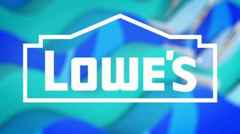 Lowe's TV Spot, 'Memorial Day: Paint and Stain' - Thumbnail 1