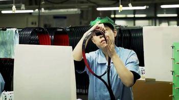 YONEX TV Spot, 'Our Craft' - Thumbnail 6
