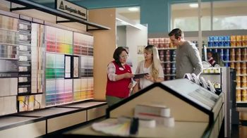 ACE Hardware TV Spot, 'Benjamin Moore Paint: BOGO and Save $10'