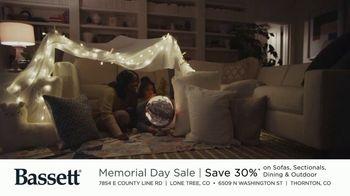 Bassett Memorial Day Sale TV Spot, 'Just a Sofa: Save 30%' - Thumbnail 2