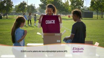 ELIQUIS TV Spot, 'Game Plan'