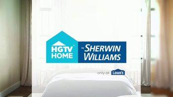HGTV HOME by Sherwin-Williams TV Spot, 'Visual Interest' - Thumbnail 5