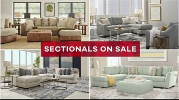 Rooms to Go Memorial Day Sale TV Spot, 'Find Your Perfect Sectional' - Thumbnail 3
